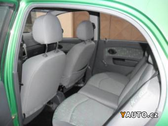 Prodám Chevrolet Matiz 0,8 Zadáno