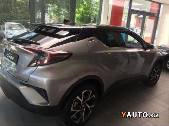 Prodám Toyota C-HR 1,2 Dynamic Comfort LED