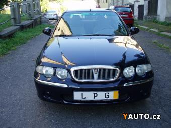 Prodám Rover 45 1.6 16V LPG