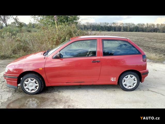 Prodám Seat Ibiza 1.4