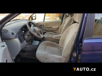 Prodám Renault MEGANE SCENIC 1.6.16V 79Kw R. v 2003 BEZ KO