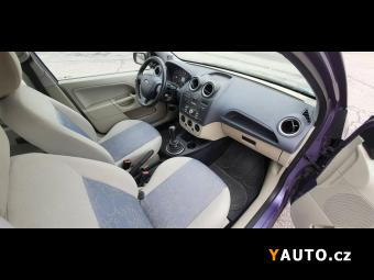 Prodám Ford Fiesta 2006 NOVÉ ROZVODY 1.2.55Kw