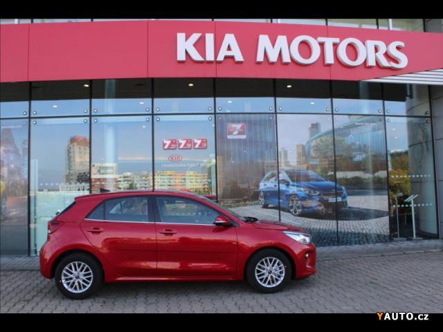 Prodám Kia Rio 1,2 CVVT EXCLUSIVE