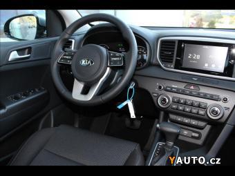 Prodám Kia Sportage 1,6 T-GDi EXCLUSIVE DCT 4x4