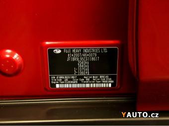 Prodám Subaru Outback 2.5i CNG SUV AUT Zár 1 rok