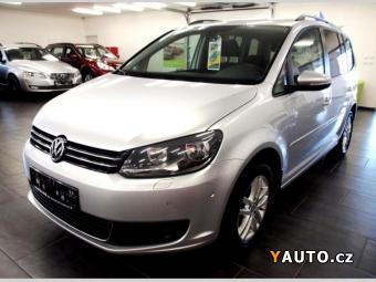 Prodám Volkswagen Touran 1.4 TSI Ecofuel MAN Zár. 1 rok