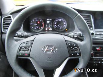 Prodám Hyundai Tucson 2,0 CRDi, 100kW Style 4X4