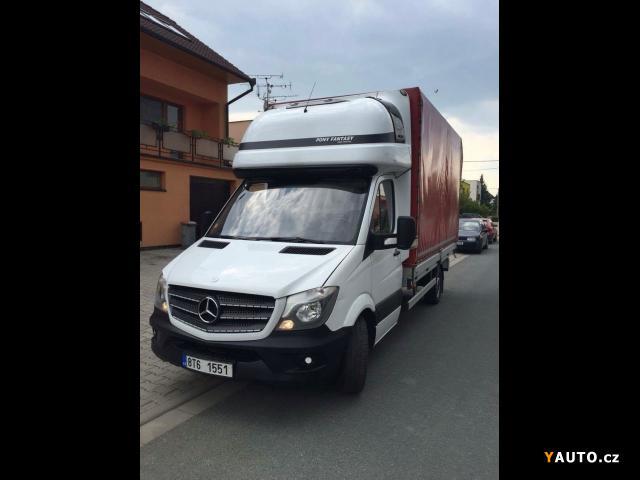 Prodám Mercedes-Benz Sprinter 316 CDI