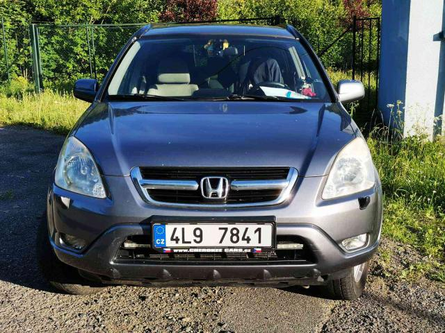 Prodám Honda CR-V 2,  0i VTEC 4x4