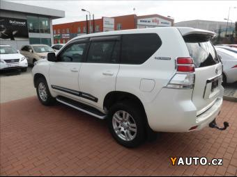 Prodám Toyota Land Cruiser 3,0 D4-D Lux