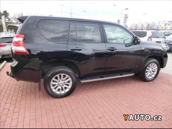 Prodám Toyota Land Cruiser 2,8 Active-Off-road-Leather