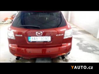 Prodám Mazda CX-7 2,3 I DISI REVOLUTION