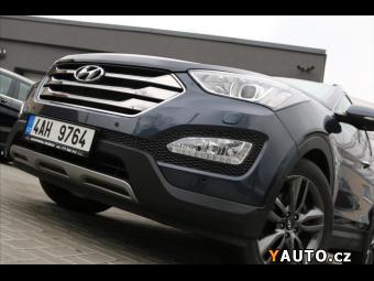 Prodám Hyundai Santa Fe 2,2 CRDi, 1m, ČR, 4WD, AT, LUXURY