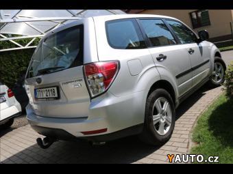Prodám Subaru Forester 2,0 TD 4WD TAŽNÉ koup. ČR