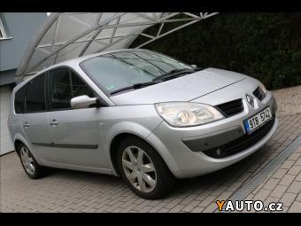 Prodám Renault Grand Scénic 1,9 DCi 96KW