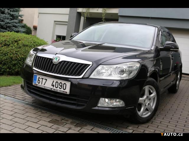 Prodám Škoda Octavia 1,8 TSI 1maj ČR, serv. kn, po STK