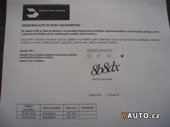 Prodám Kia Soul 1,6 + LPG *92kW *KLIMA, 1. MAJ.