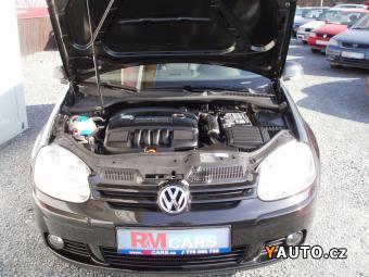 Prodám Volkswagen Golf 1,6 V 1.6i +LPG *75kW *DIG. KLI