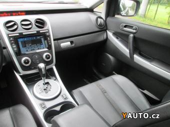 Prodám Mazda CX-7 2.3 DISI 182kW 4x4 AUT