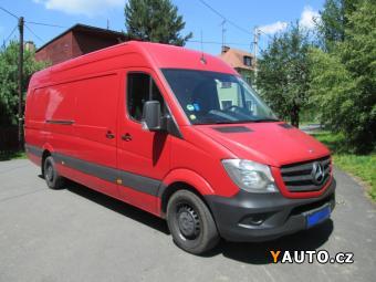 Prodám Mercedes-Benz Sprinter 2.2 120 kW 316CDI, XL KAWA 3.5t