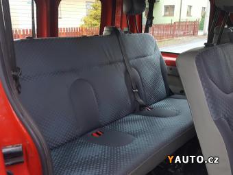 Prodám Renault Trafic 2.0 dCi 84kW 8, 9 míst.