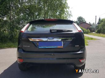 Prodám Ford Focus 1.6 80kW Duratorq TDCi Ghia