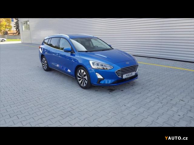 Prodám Ford Focus 1,0 Ecoboost Trend Edition