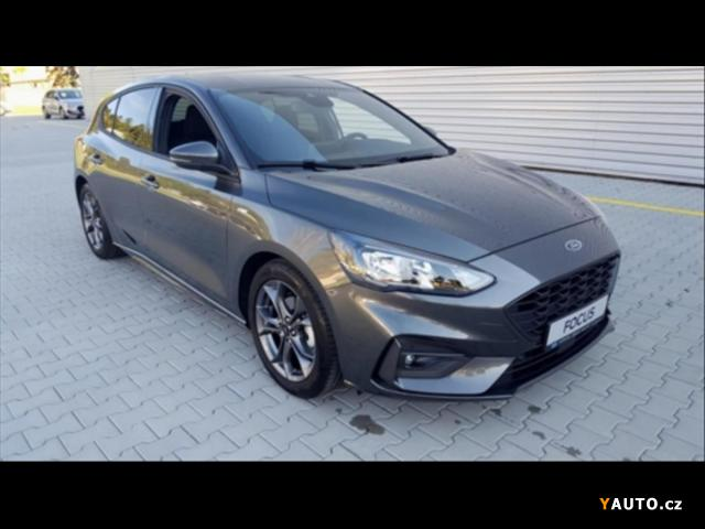 Prodám Ford Focus 1,0 Ecoboost ST-Line