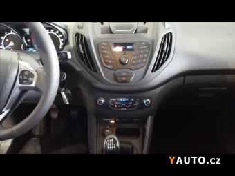 Prodám Ford Tourneo Courier 1,0 1.0 EcoBoost 74 kW Trend