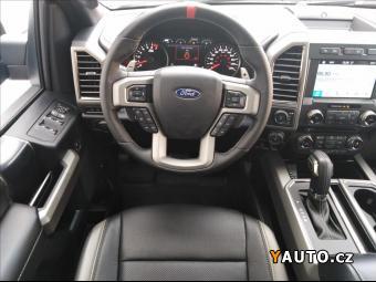 Prodám Ford F-150 3,5 Raptor Platinum 4X4