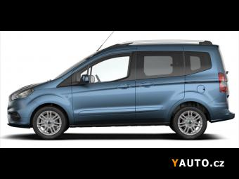 Prodám Ford Tourneo 1,0 COURIER ECOBOOST TREND