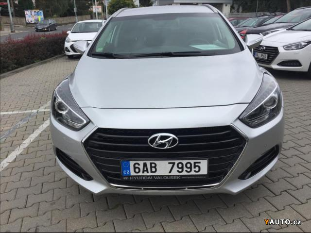 Prodám Hyundai i40 1,7 Experience Success, Winte