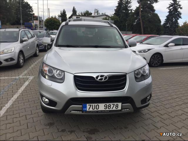 Prodám Hyundai Santa Fe 2,2 CRDI 4X4 ČR 1. majitel