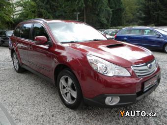 Prodám Subaru Outback 2.0d AWD, nové v ČR