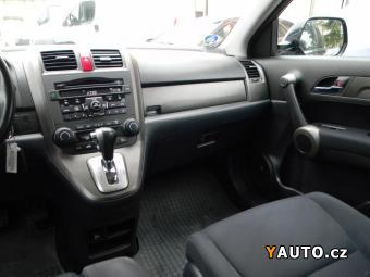 Prodám Honda CR-V 2.2i-DTEC COMF. 4x4, AT, ČR