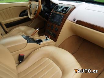 Prodám Maserati Quattroporte 4.2i