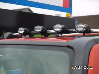 Prodám Hummer H3 5,3i ČR, 1majitel