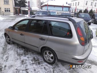 Prodám Fiat Marea Weekend 1, 6 16V EKO zaplacen