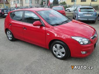 Prodám Hyundai i30 1,6 CRDi, 66kW TOP stav