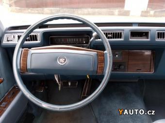 Prodám Cadillac Seville V8 5,7 SLE Pěkný stav