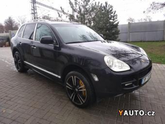 Prodám Porsche Cayenne 3,2 V6 + LPG, Pěkný stav