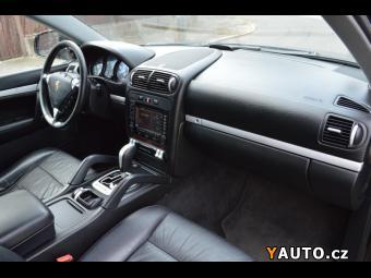 Prodám Porsche Cayenne 3,2 V6 + LPG, Pružiny