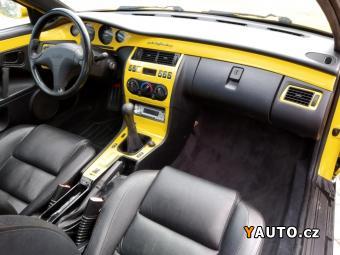 Prodám Fiat Coupé 2,0 16V Turbo, Klima 140KW