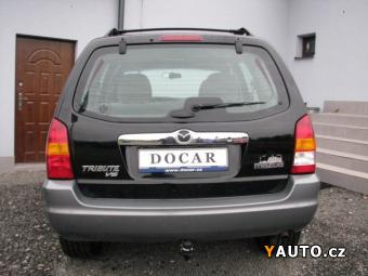 Prodám Mazda Tribute 3.0 V6 Exclusive, 2x alukola
