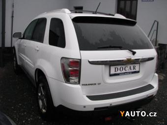 Prodám Chevrolet Equinox 3.2 V6 LTX, LPG, 169 kW