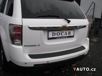 Prodám Chevrolet Equinox 3.2 V6 LTX LPG, 169 kW, záruka