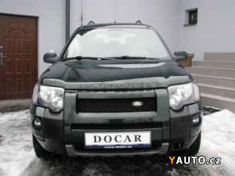 Prodám Land Rover Freelander 2.0 Td4 Sport, 2x kola, Záruka