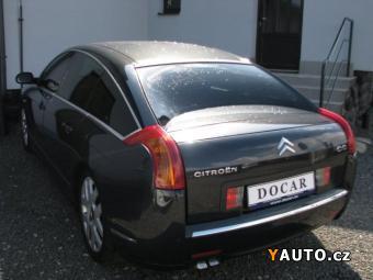 Prodám Citroën C6 2.7 V6 HDI Exclusive