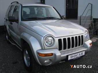 Prodám Jeep Cherokee 3.7 V6 Limited, ZÁRUKA