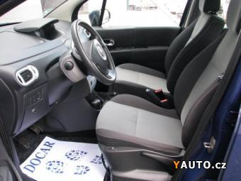 Prodám Renault Modus 1.2 LPG, 2x kola, ZÁRUKA